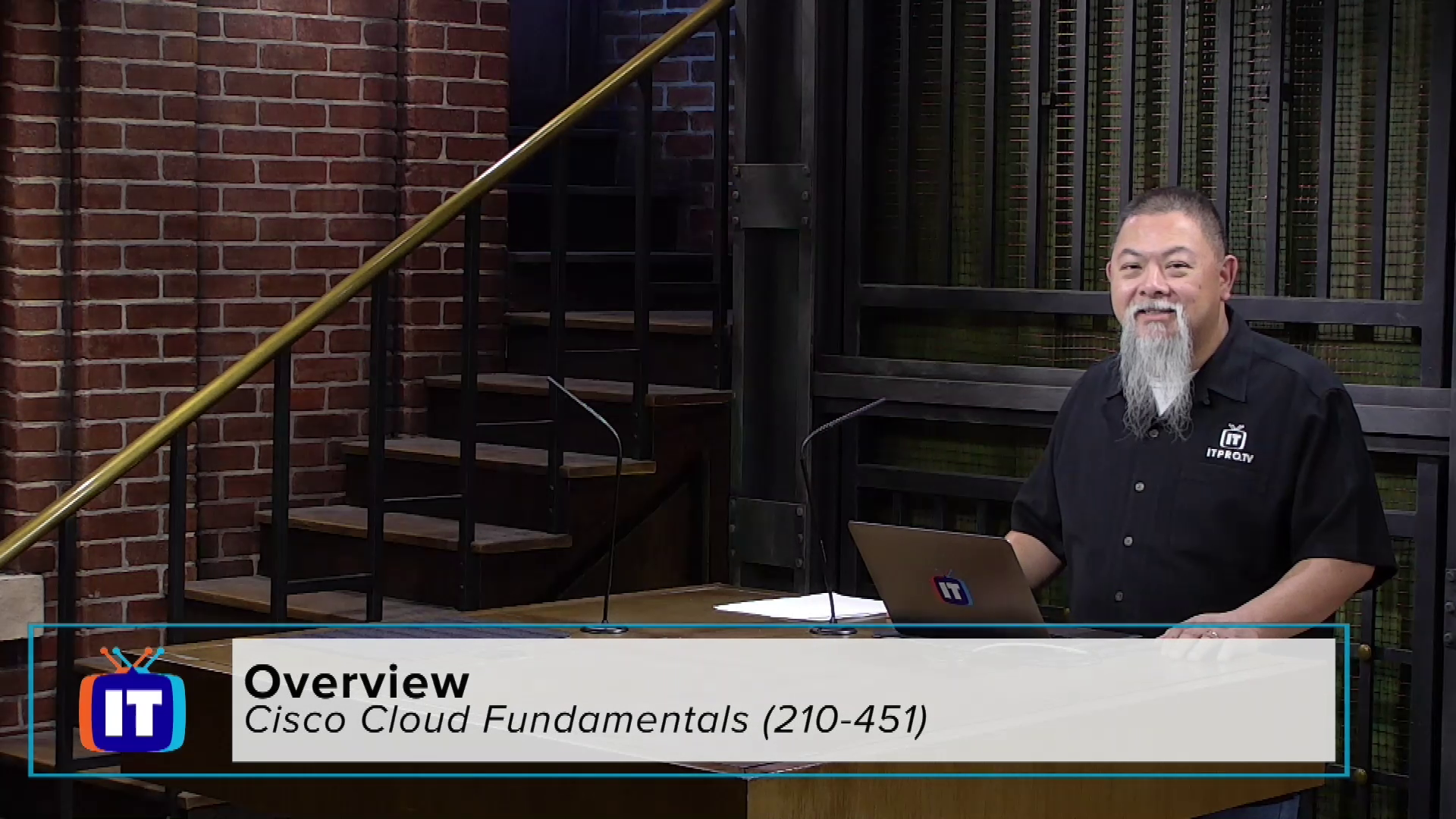 Cisco Cloud Fundamentals (210-451)