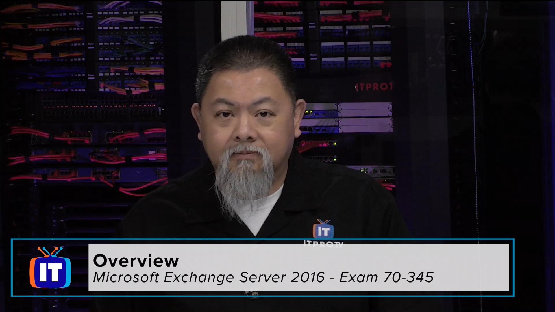 Microsoft Exchange Server 2016 - 70-345