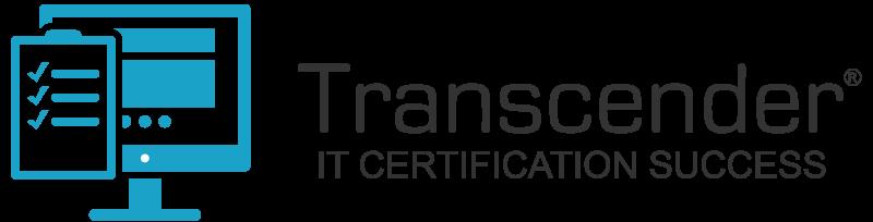 Transcender Practice Exams